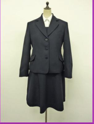 熊谷商冬服