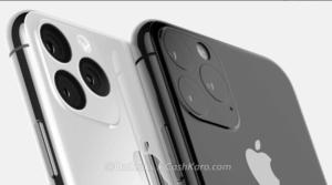 iPhone11の最新リーク画像