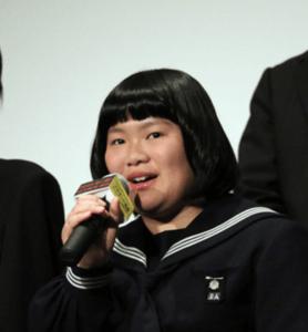 富田望生14歳