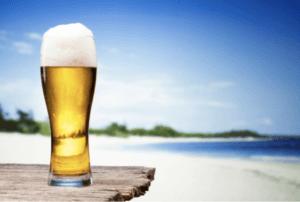 ハワイ、ビール