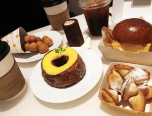 木南晴夏、パン部