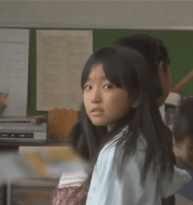 矢吹奈子、子役時代