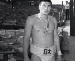 輪島大士、若い頃、画像