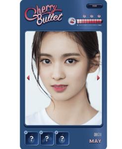CherryBullet、メンバー、メイ