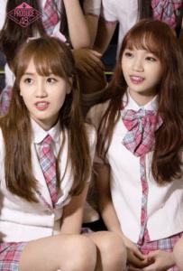 CherryBullet、メンバー、ヘヨン