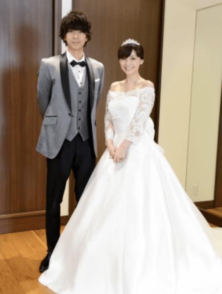 桐谷 美玲 三浦 翔平 結婚 式