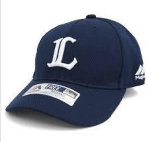 西武ライオンズの帽子