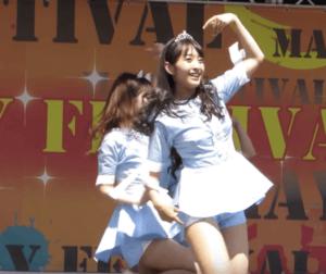 藤本万梨乃の東大時代のKPOPダンスがかわいい!
