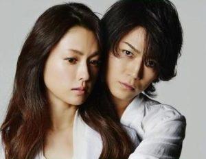 亀梨和也 深田恭子