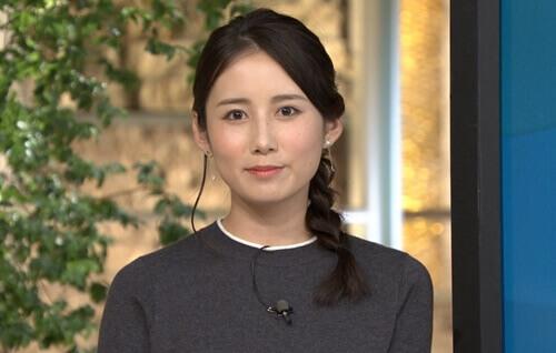 森川夕貴アナ