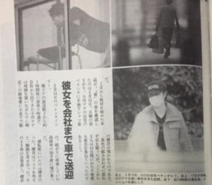 小川彩佳アナと櫻井翔の熱愛報道