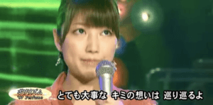 フジテレビに入社してすぐのミタパンこと三田友梨佳アナ