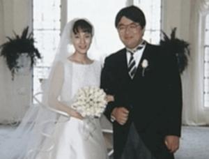 1998年に結婚した鈴木杏樹と山形基夫