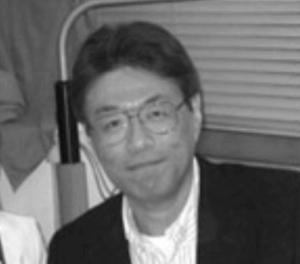 山形基夫の2009年頃の写真