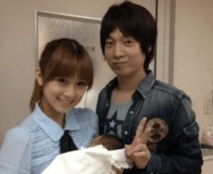 小倉優子と菊池勲