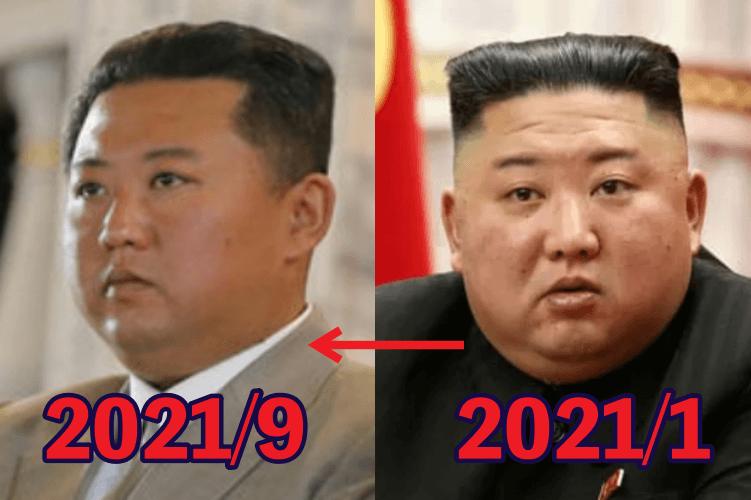 金正恩氏の2021年はたった半年で別人に変わっている