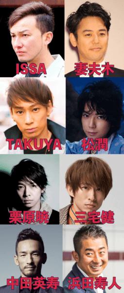 柴咲コウの歴代彼氏の画像
