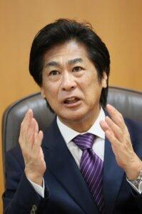 田村憲久さん