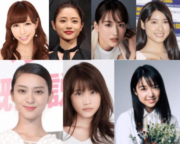佐藤健と噂になったレベルの女優たち