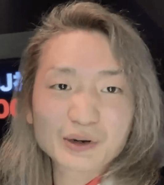 DJ社長の顔が整形で変化する前の画像