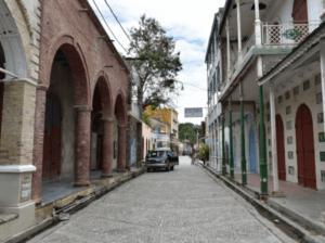 ハイチのジャクメル