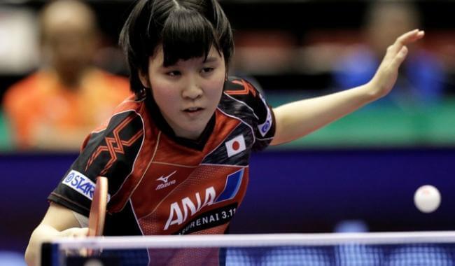 平野美宇選手