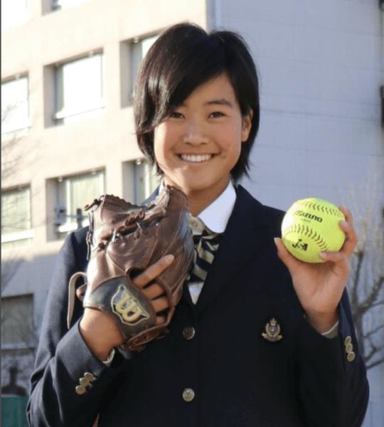 高校時代の後藤希友選手