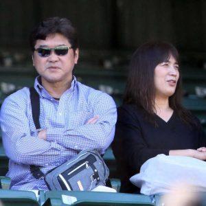 大谷翔平選手の母親