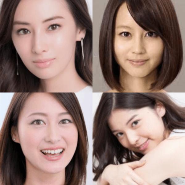 櫻井翔の歴代彼女の画像一覧