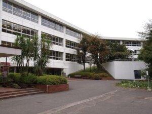 日本女子付属高校